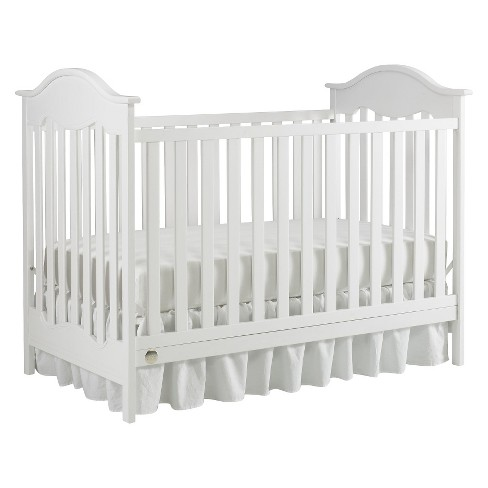 Fisher-Price Charlotte 3-in-1 Convertible Crib - White - image 1 of 4