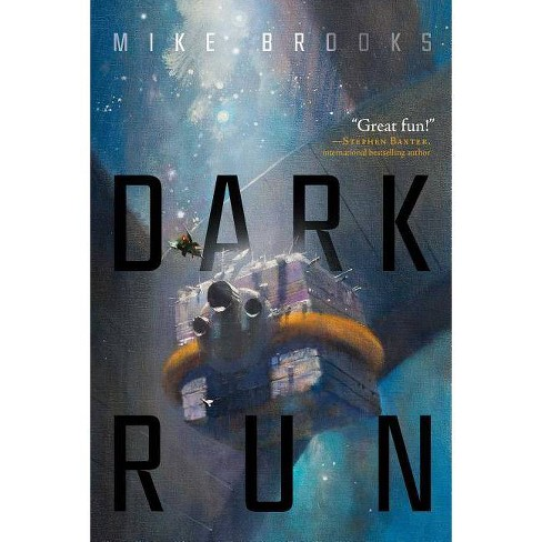 Dark Run, 1 - (Keiko) by  Mike Brooks (Paperback) - image 1 of 1