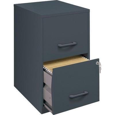 Office Designs 2 Drawer Vertical File Cabinet 14443