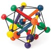 The Manhattan Toy Company Skwish Classic Rattle and Teether Grasping Activity Toy - image 2 of 4