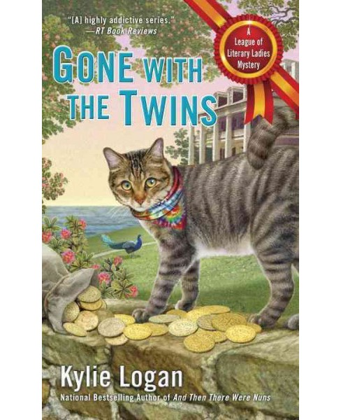 Gone With the Twins -  (Berkley Prime Crime) by Kylie Logan (Paperback) - image 1 of 1