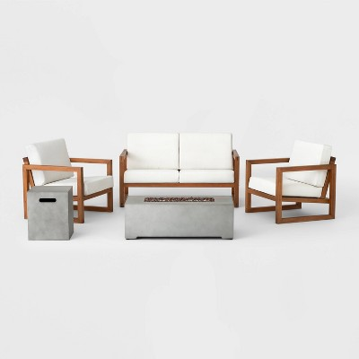 Kaufmann 5pc Fire Conversation Set - Project 62™
