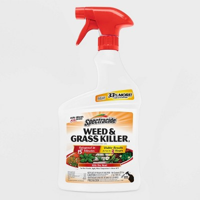 32 fl oz Ready-to-Use Weed & Grass Killer - Spectracide