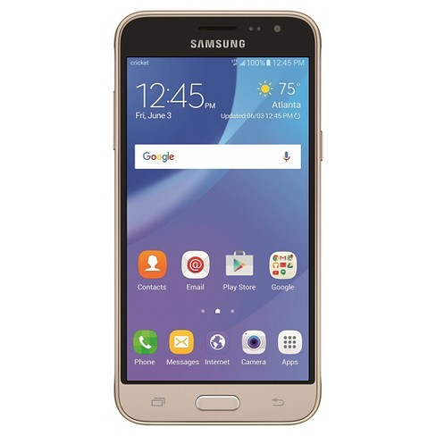 Cricket Samsung Galaxy Sol - image 1 of 2