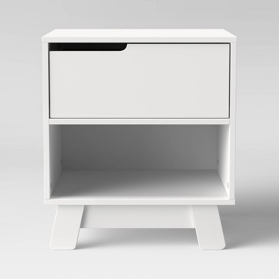 Babyletto Hudson Nightstand With Usb Port - White