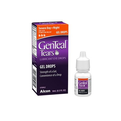 Genteal Tears Severe Liquid Gel Drops - 0.3 fl oz