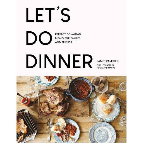 Let's Do Dinner - by  James Ramsden (Paperback) - image 1 of 1