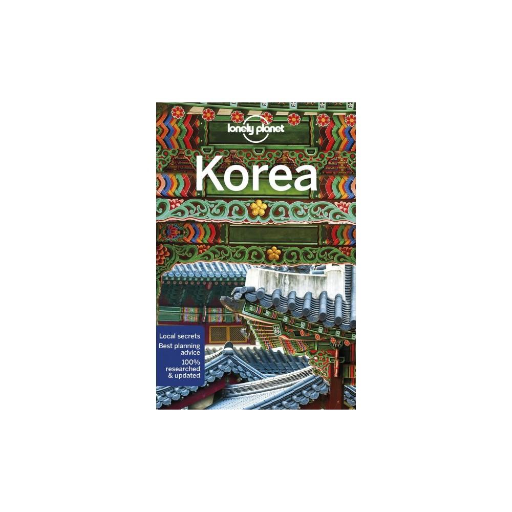 Lonely Planet Korea - 11 Pap/Map (Paperback)