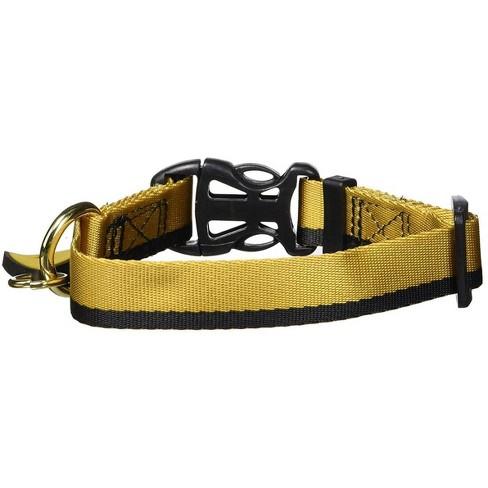 Crowded Coop Star Trek Starfleet Gold Uniform Dog Collar - image 1 of 2