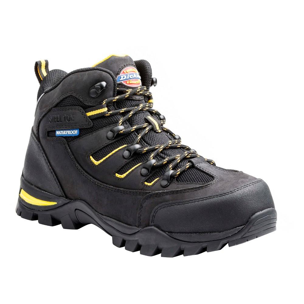 Men's Dickies Sierra Work Boots - Black 7