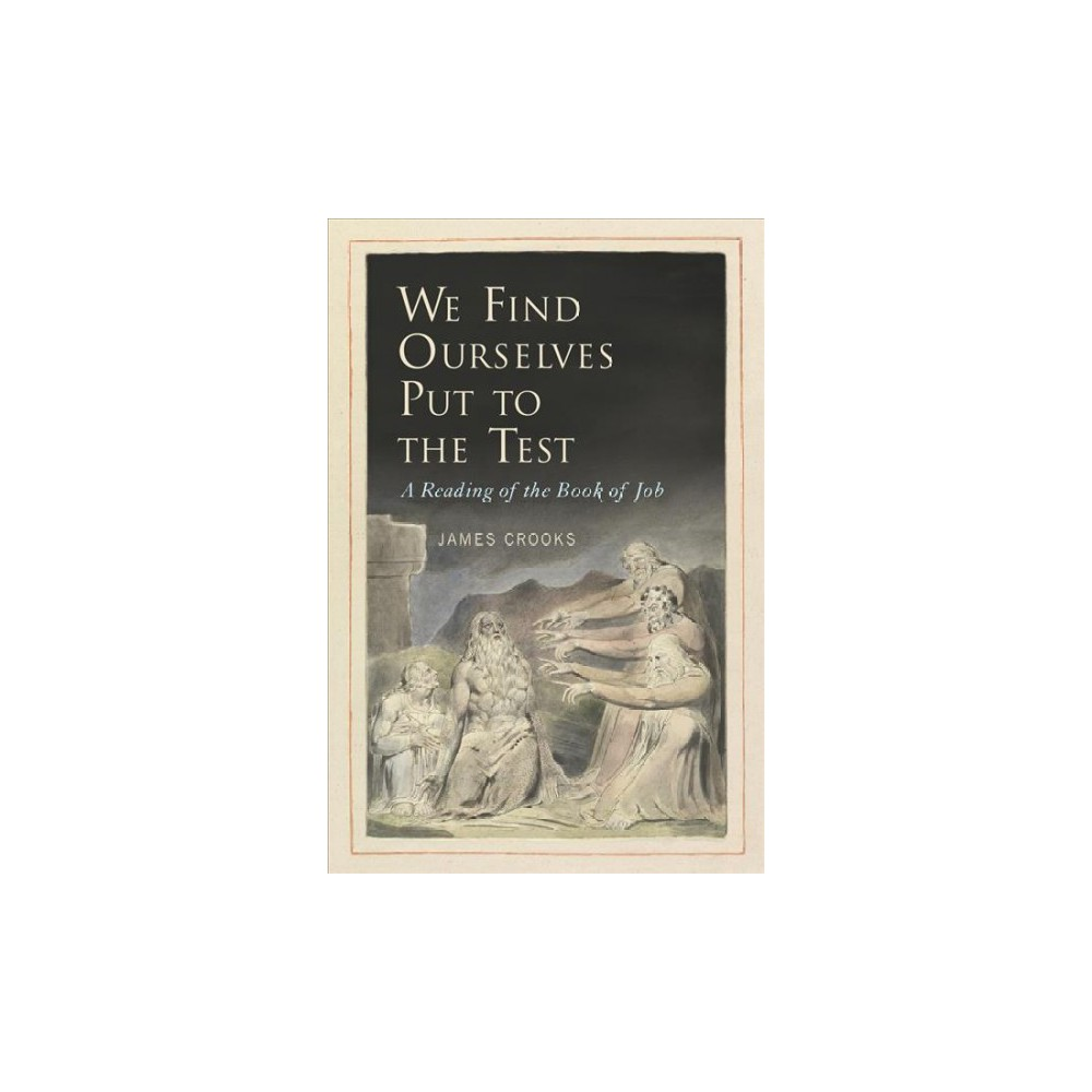 We Find Ourselves Put to the Test : A Reading of the Book of Job - by James Crooks (Hardcover)