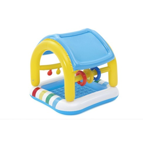 Inflatable Baby Play Pool - Sun Squad™ - image 1 of 4