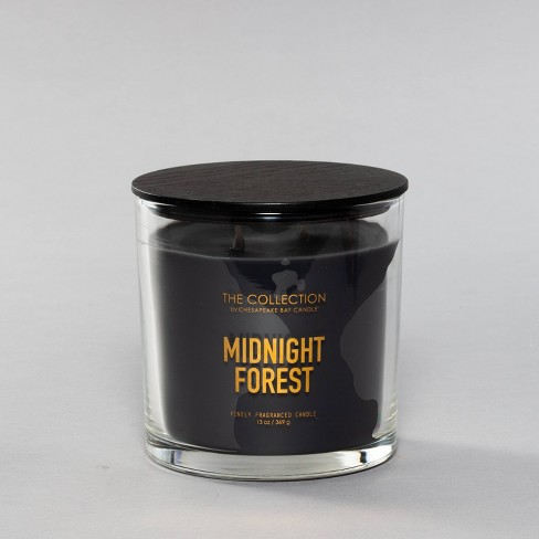 13oz Glass Jar 2-Wick Candle Midnight Forest - The Collection By Chesapeake Bay Candle - image 1 of 3
