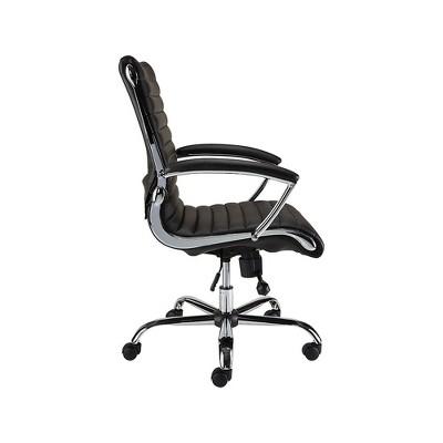 Staples Bresser Luxura Managers Chair Black 935935 : Target