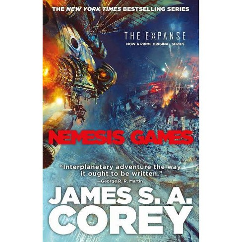 Nemesis Games - (Expanse) by  James S A Corey (Paperback) - image 1 of 1