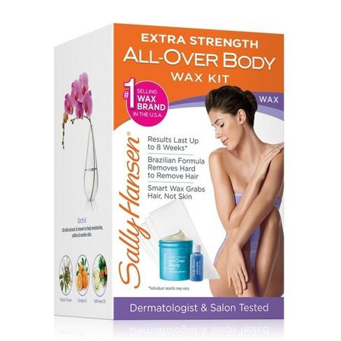 Sally Hansen Extra Strength All-Over Body Wax Kit - image 1 of 1