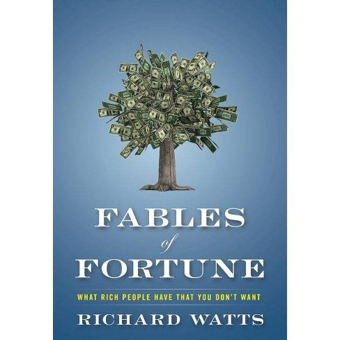 Fables of Fortune - by  Richard Watts (Hardcover) - image 1 of 1