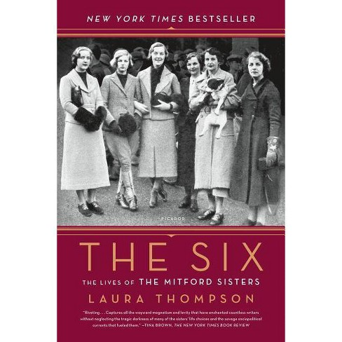 The Six - by  Laura Thompson (Paperback) - image 1 of 1