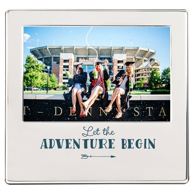 Graduation Silver Picture Frame
