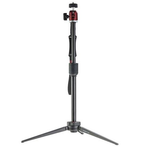 3Pod Small Portable Table Top Tripod with Ballhead for DSLR & GoPro Cameras (2-Section) - image 1 of 4