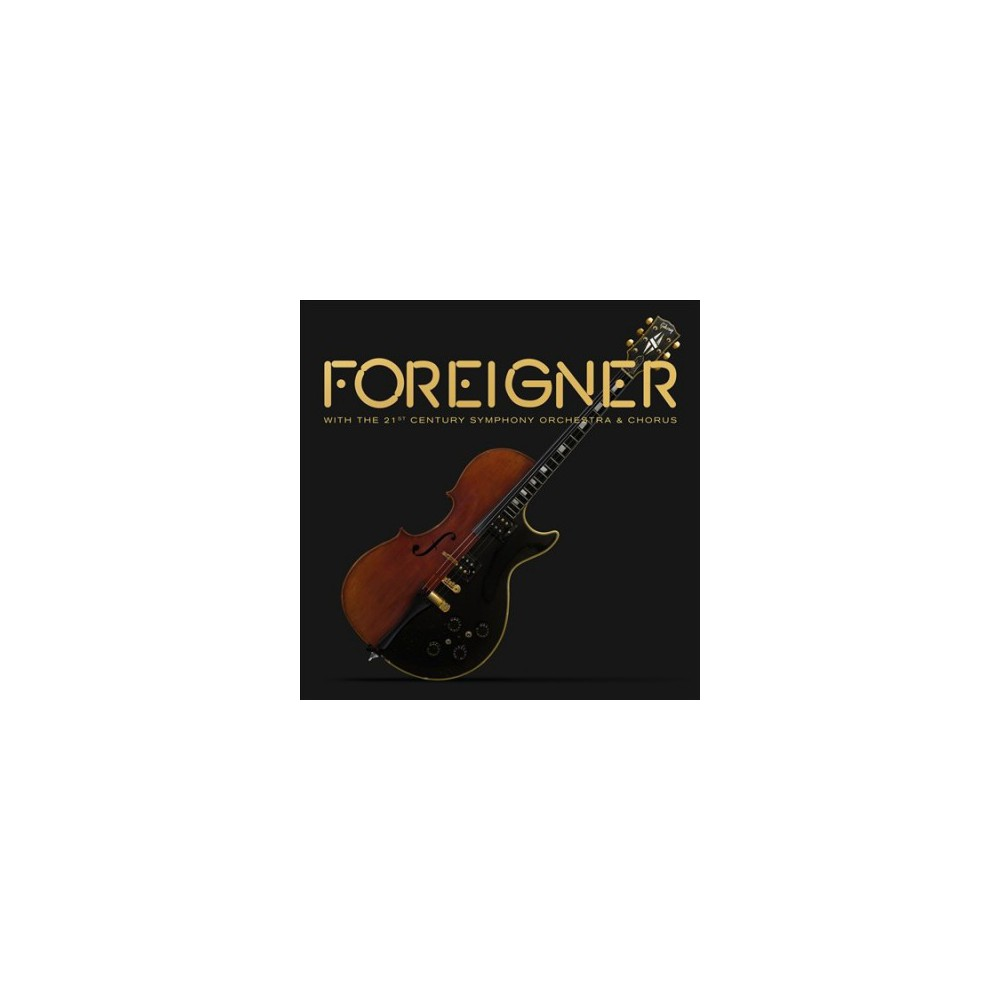 Foreigner - With The 21st Century Symphony Orches (CD)