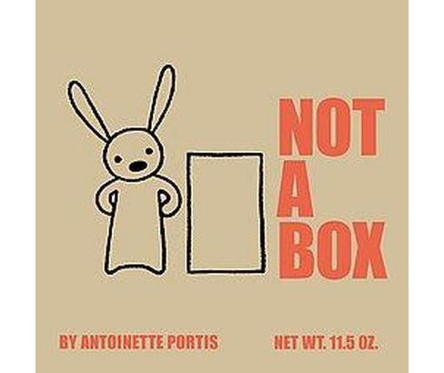 Not a Box (Hardcover) - image 1 of 1
