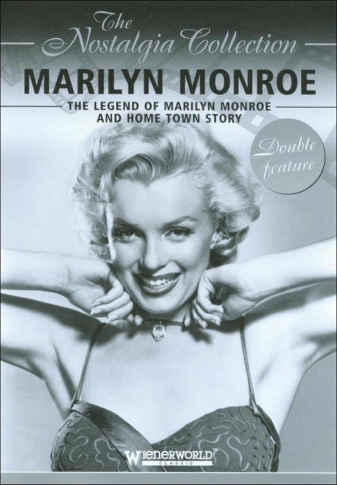 Legend of marilyn monroe and home tow (DVD) - image 1 of 1