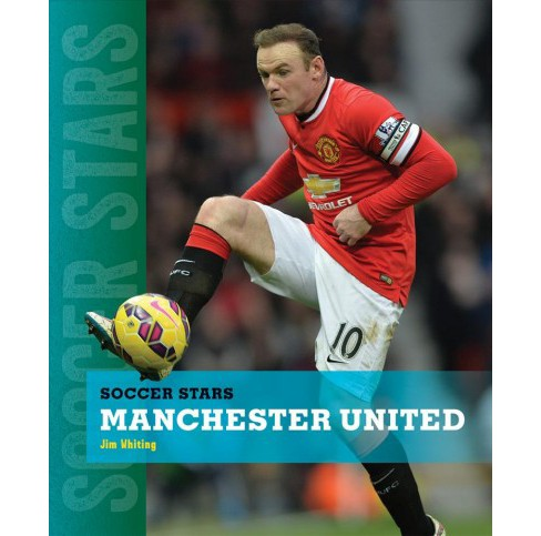 Manchester United (Paperback) (Jim Whiting) - image 1 of 1