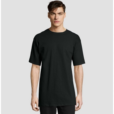 Hanes Men's Tall Short Sleeve Beefy T-Shirt - image 1 of 4