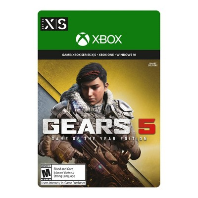Gears 5: Game of the Year Edition - Xbox Series X|S/Xbox One (Digital)
