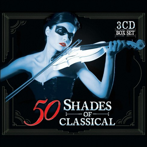 Various - 50 shades of classical (CD) - image 1 of 1