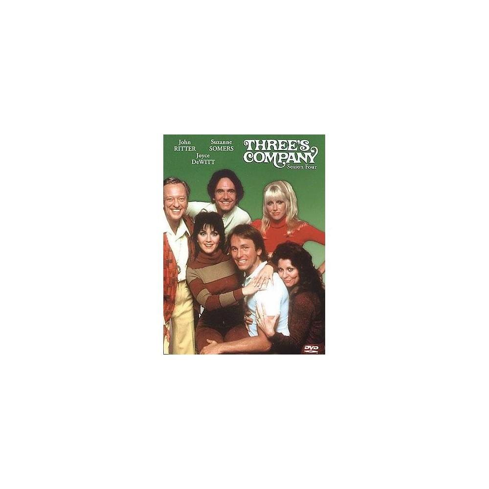 Three's Company:Season 4 (Dvd)