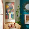 """18"""" x 36"""" Curvy Framed Wall Art - Opalhouse™ designed with Jungalow™ - image 2 of 4"""