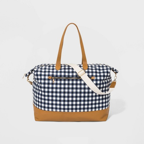 Canvas Weekender Bag A New Day