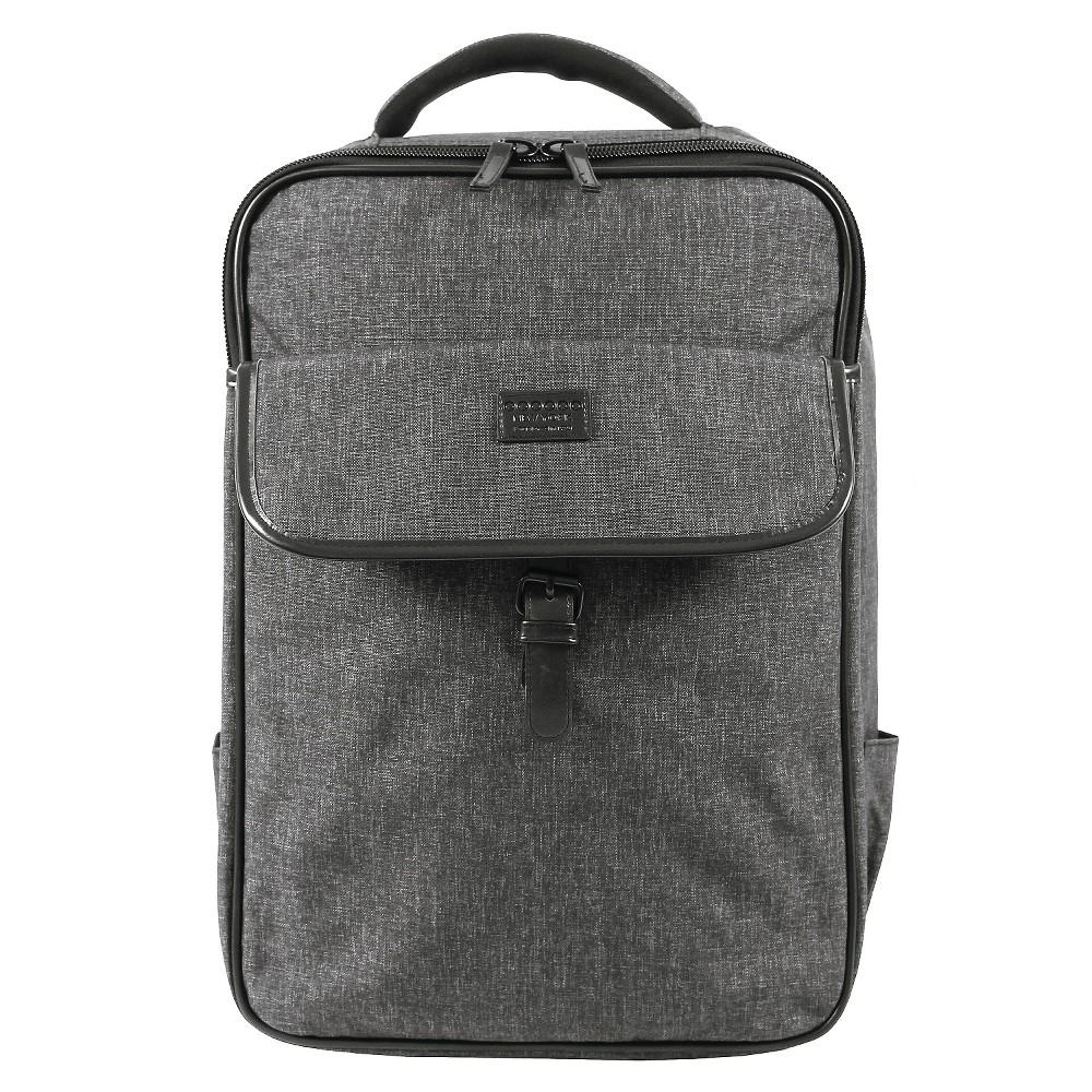 J World 18 Novel Laptop Backpack - Black