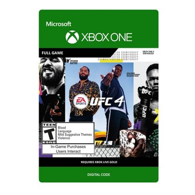 EA Sports UFC 4 - Xbox One (Digital)