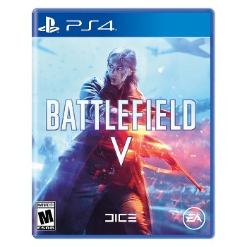 Battlefield V Standard Edition for PS4 + H&R BLOCK Tax Software Deluxe