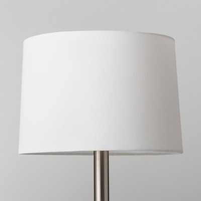 Medium Solid Lampshade White - Made By Design™
