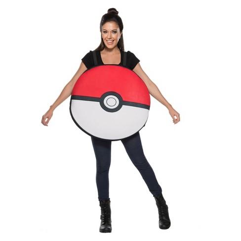 Adult Pokemon Inflatable Poke Ball Halloween Costume Target