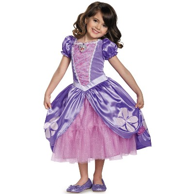 Sofia the First Sofia The Next Chapter Deluxe Toddler/Child Costume