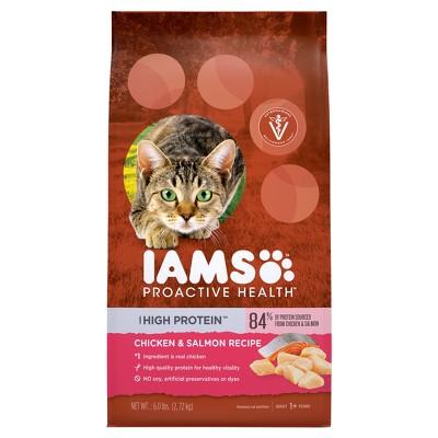 Cat Food: Iams Proactive Health High Protein
