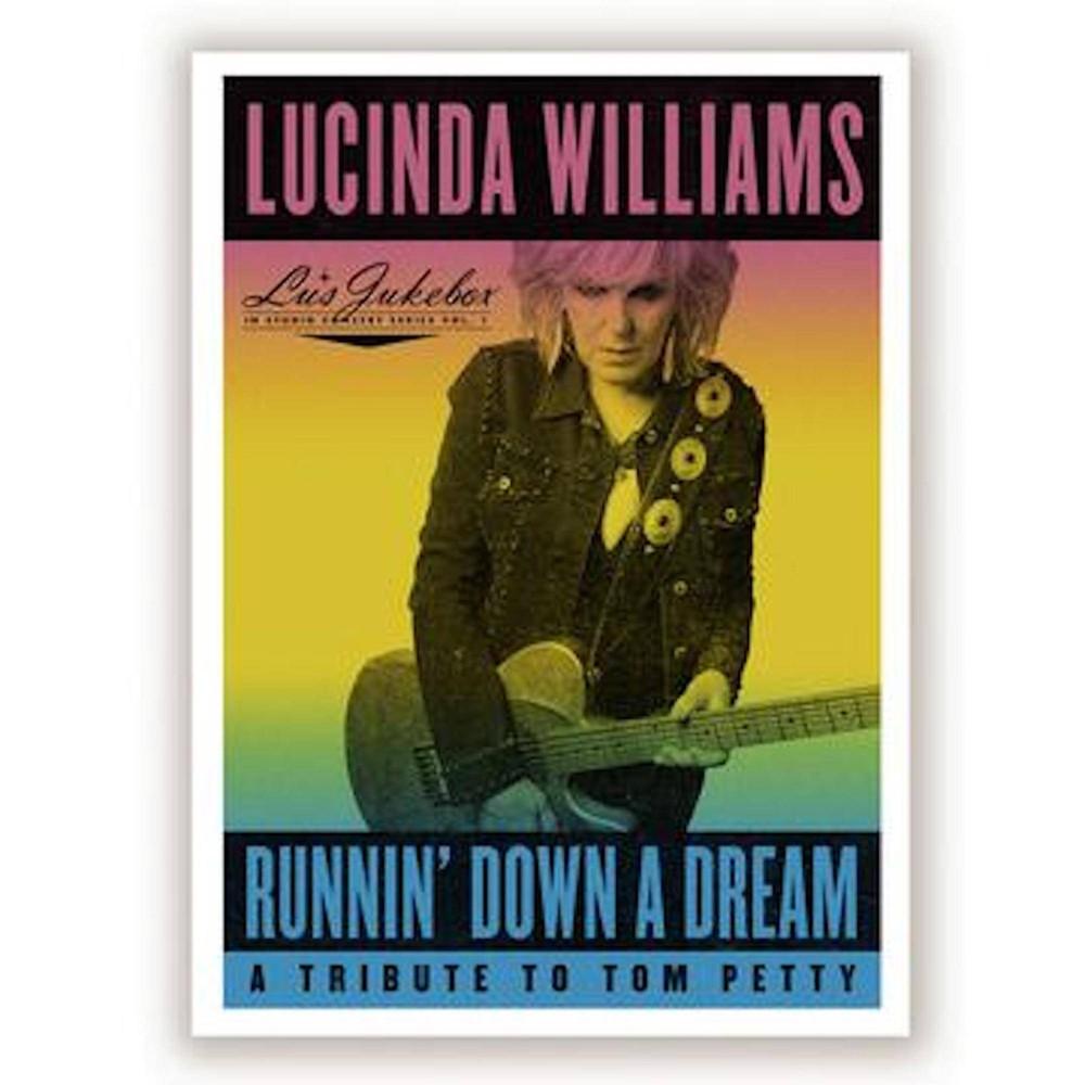 Lucinda Williams Runnin Down A Dream A Tribute To Tom Petty Vinyl