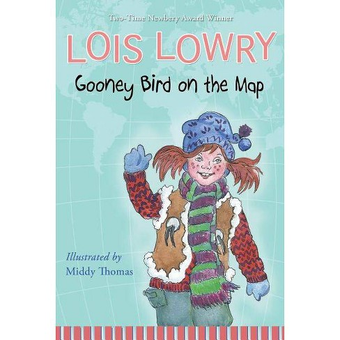 Gooney Bird on the Map - (Gooney Bird Greene) by  Lois Lowry (Paperback) - image 1 of 1