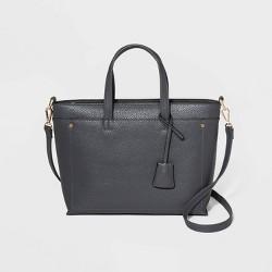 Two Layer Satchel Handbag - A New Day™