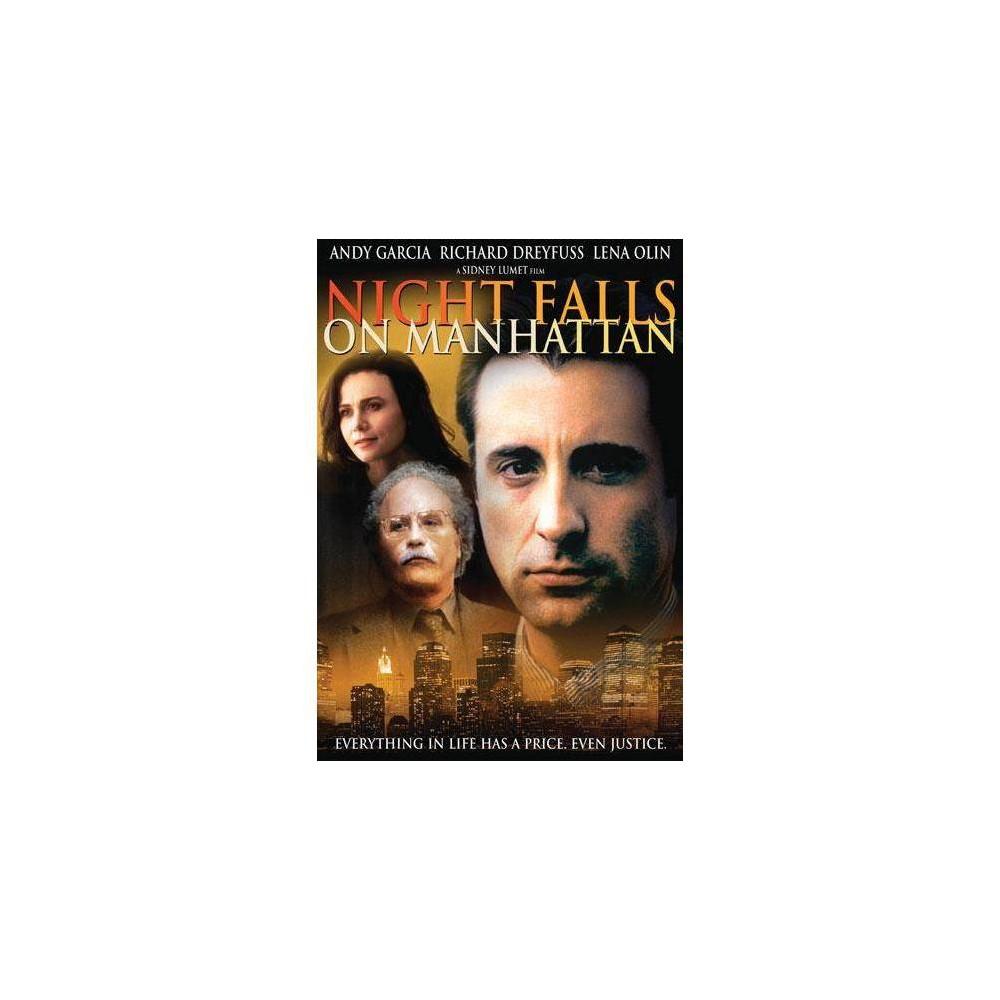Night Falls On Manhattan Dvd 2017