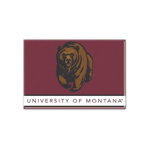 NCAA Montana Grizzlies Fridge Magnet - image 1 of 1