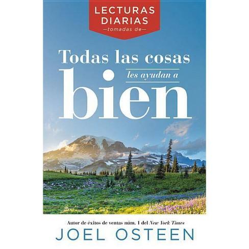 Lecturas Diarias Tomadas de Todas Las Cosas Les Ayudan a Bien - by  Joel Osteen (Hardcover) - image 1 of 1