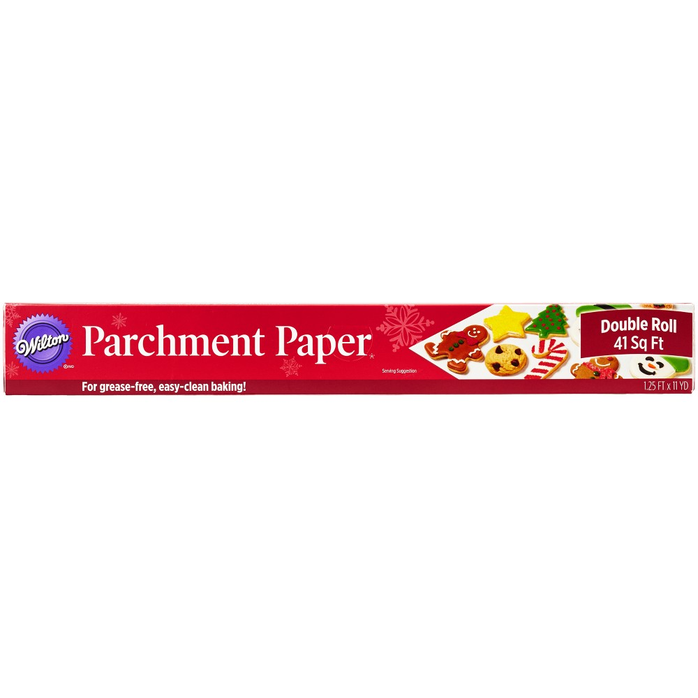 Wilton Parchment Paper 41 sq ft, Natural