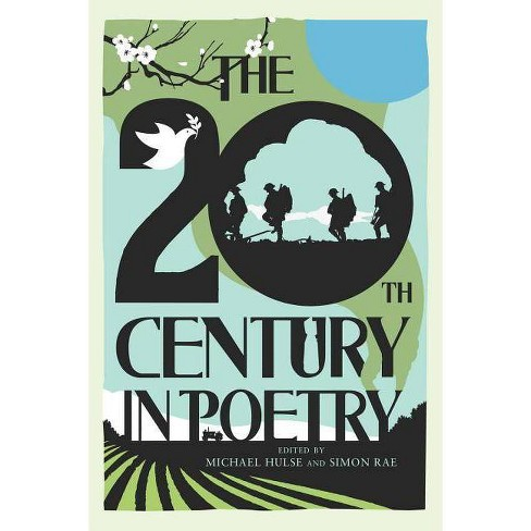The 20th Century in Poetry - (Hardcover) - image 1 of 1