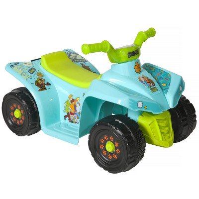 Dynacraft 6V Scooby Doo Quad Powered Ride-On